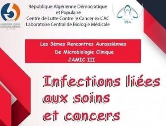 3ème Journée Aurassienne De Microbiologie Clinique- Les 11, 12 mars 2020-  Au CCLC ex CAC de Batna