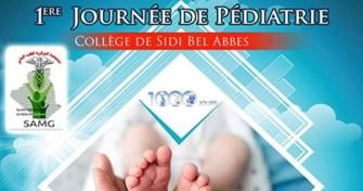 1ère journée de pédiatrie de la SAMG – 28 Juin 2019 à Sidi Bel Abbès