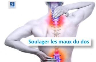 Bonnes postures pour éviter le mal du dos
