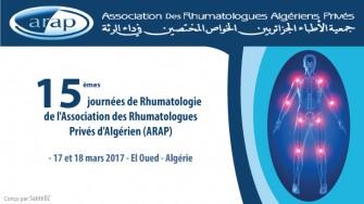 15èmes journées de Rhumatologie