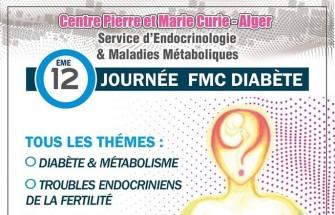 12ème Journée FMC Diabète - 13 juin 2019 à Alger