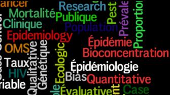 Le cours d'épidémiologie et de biostatistique