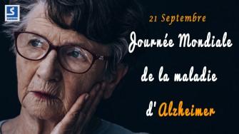 21 septembre : Journée Mondiale de la maladie d'Alzheimer