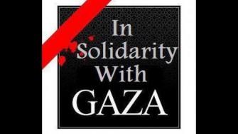 Solidarité GAZA !