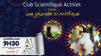 Journée scientifique: soignez votre animal à la pharmacie divine ! - 14 Mars 2018 à Constantine