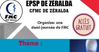 FMC : Dépistage et prise en charge de la scoliose en milieu scolaire - 26 février 2020 à Zeralda