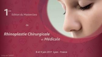 1ère Edition du Masterclass de Rhinoplastie Chirurgicale et Médicale