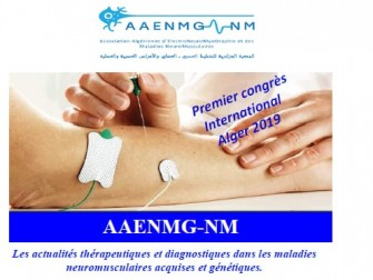 1er Congrès International de l'AAENMG-NM - 20 au 21 Juin 2019 à Alger