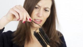 La chute de cheveux et ses causes