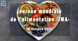 Appel à communication : journée mondiale de l'alimentation JMA - 16 octobre 2018