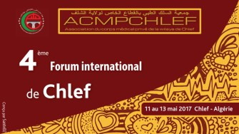 4ème Forum international de Chlef