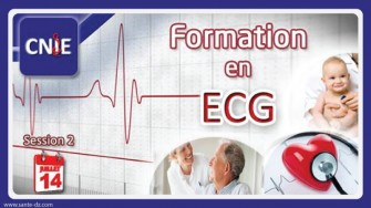 2ème session de la formation en ECG CNIE MEDICAL
