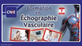 Formation en Échographie Vasculaire CNIE MEDICAL
