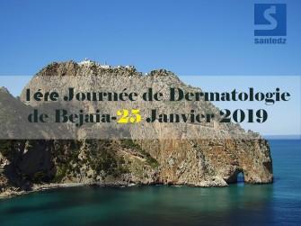 1ére Journée de Dermatologie de Béjaia-25 Janvier 2019