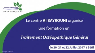 Formation en ostéopathie