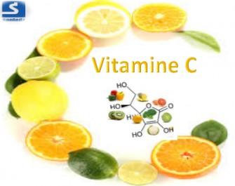 L'hiver approche,  la Vitamine C ainsi
