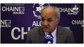 Invité de la rédaction chaine3: Mohamed Bekkat Berkani Président du Conseil National de lOrdre des Médecins
