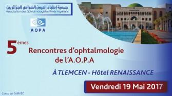 5èmes Rencontres de l'Ophtalmologie de l'AOPA
