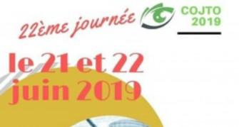 22ème journée thématique d'ophtalmologie d'Oran - 21 au 22 Juin 2019 à Oran