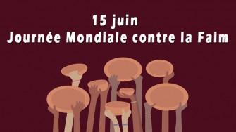 15 Juin : Journée mondiale contre la faim