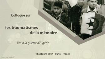 Colloque sur les traumatismes de la mémoire liés à la guerre d'Algérie