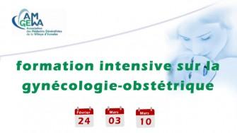 Formation intensive sur la gynécologie-obstétrique