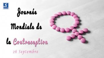 26 Septembre : Journée Mondiale de la contraception