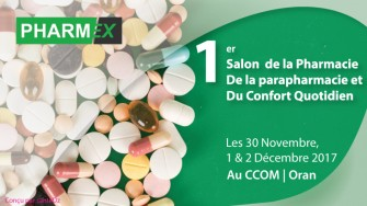 1er salon PHARMEX