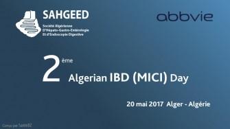 2ème Algerian IBD (MICI) Day