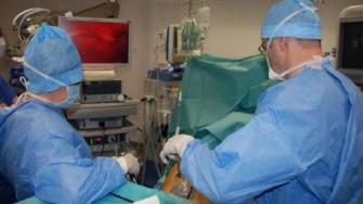 Les journées de formation à la cœliochirurgie