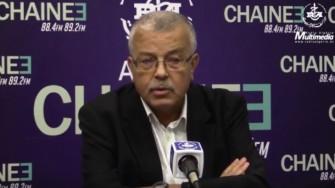 Iinvité de la rédaction : Professeur Kamel Bouzid Président de la société Algérienne d'oncologie médicale