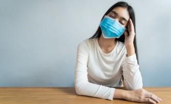 Port du masque et maux de tête