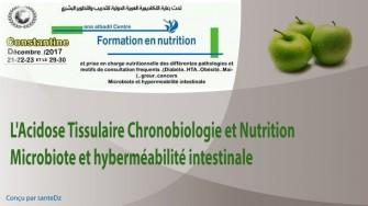 Formation en Nutrition